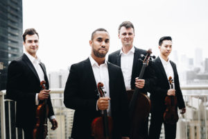 Interro Quartet @ Desboro Music Hall | Chatsworth | Ontario | Canada