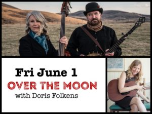 Over the Moon with Doris Folkens @ Desboro Music Hall | Chatsworth | Ontario | Canada